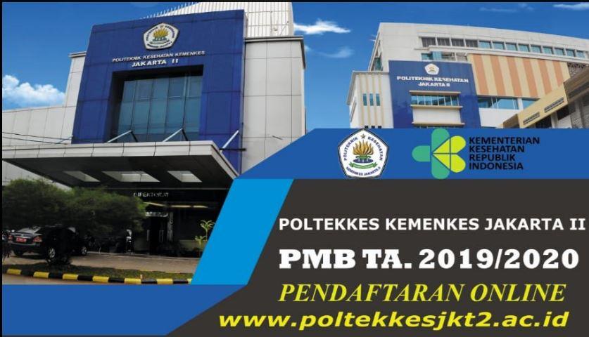 Penerimaan Mahasiswa Baru Poltekkes Jakarta II